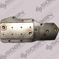 Cummins engine parts 6BT oil cooler 3957544