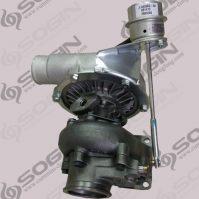 Cummins engine parts 4BT Turbocharger 3960407