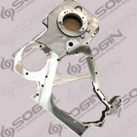Cummins engine parts 6CT Gear chamber cover 4992992