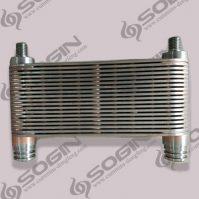 Cummins Engine parts KTA38 Oil cooler 3635074 3627295 205615