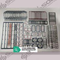 Cummins Engine parts KTA38 upper repair kit 3800730