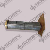 Cummins engine parts NT855 Oil cooler 3412285