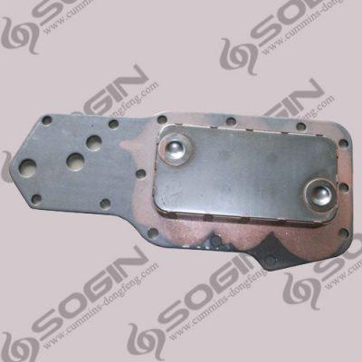 Cummins engine parts 4BT oil cooler 3957543