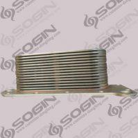 Cummins engine parts ISLE Oil cooler 3966365