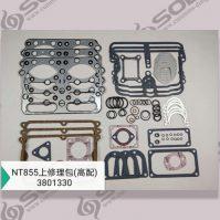 Cummins engine parts NT855 Upper repair kit 3801330