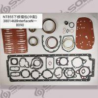 Cummins engine parts NT855 repair kit 3801468