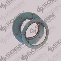 Cummins engine QSM engine parts front oil seal for crankshaft 4955665