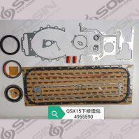 Cummins engine QSX15 engine parts Lower repair kit 4955590