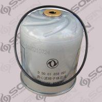 Renault engine parts Filter D5001858001