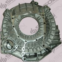 Renault engine parts fly wheel housing D5010412843