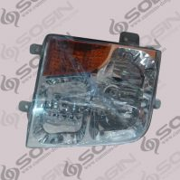 DongFeng engine parts Head lamp 3772020-C1100